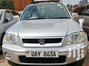 Honda CR-V 2002 Silver | Cars for sale in Central Region, Kampala