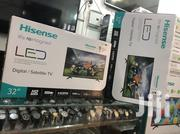 Hisense Digital And Satellite LED Flat Screen TV 32 Inches   TV & DVD Equipment for sale in Central Region, Kampala