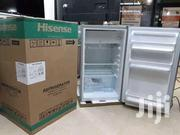 Hisense 120 Liters Single Door Bar Fridge - Silver | Kitchen Appliances for sale in Central Region, Kampala