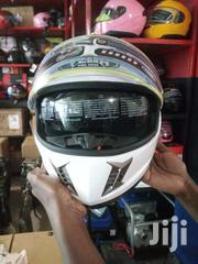Yema Fullface Helmet With Sun Visor | Motorcycles & Scooters for sale in Central Region, Kampala