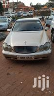 Mercedes-Benz C200 2003 Silver | Cars for sale in Kampala, Central Region, Nigeria