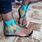 African Beaded Maasai Craft Sandals | Shoes for sale in Eastern Region, Mbale