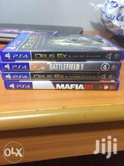 Ps4 Games | Video Games for sale in Western Region, Kisoro