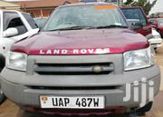 Land Rover Freelander 2002 Red | Cars for sale in Central Region, Kampala