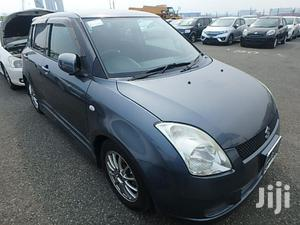 Suzuki Swift 2004 Gray