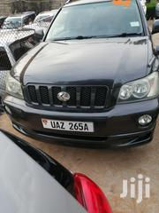 Toyota Kluger 2002 Gray | Cars for sale in Central Region, Kampala