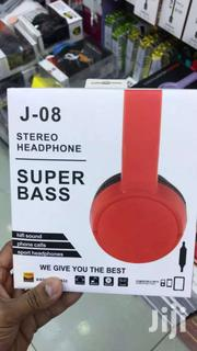 J-08 Extra Bass Heaphone | Clothing Accessories for sale in Central Region, Kampala