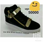 Unisex Black Swed Shoes | Shoes for sale in Central Region, Kampala