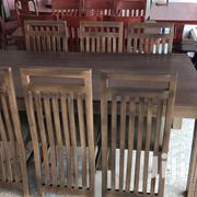 Ready to Take. 6 Sitter Dining Set | Furniture for sale in Central Region, Kampala