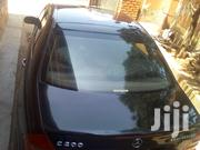 Mercedes-Benz C200 2002 Black | Cars for sale in Central Region, Kampala