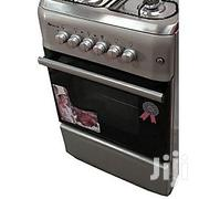S6022-Er Cooker, 2gas, 2 Electric 60 by 60cm - Silver | Kitchen Appliances for sale in Central Region, Kampala
