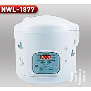 Newal NWL-1877 Electric Multi Cooker 1877-white | Kitchen Appliances for sale in Central Region, Kampala