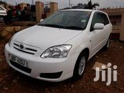 New Toyota Allex 2006 White   Cars for sale in Central Region, Kampala