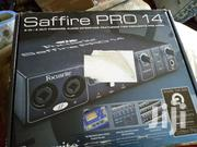 Focusrite 14 Works On Any Latest Operating System Mac And Windows | Audio & Music Equipment for sale in Central Region, Kampala