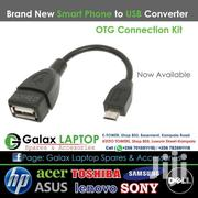 Smart Phone To USB Connector | Clothing Accessories for sale in Western Region, Kisoro