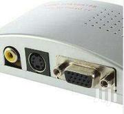 VGA To TV Video Mixing Converter | Accessories & Supplies for Electronics for sale in Central Region, Kampala