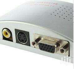 Archive: VGA To TV Video Mixing Converter