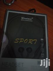 Wireless Headsets | Accessories for Mobile Phones & Tablets for sale in Central Region, Kampala