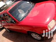 Nissan March 2004 Red   Cars for sale in Central Region, Kampala