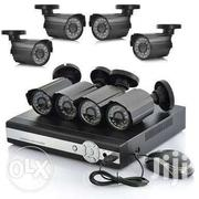 CCTV Cameras 8 Pieces With DVR, And Cables Plus Hard Drive | Cameras, Video Cameras & Accessories for sale in Western Region, Kisoro