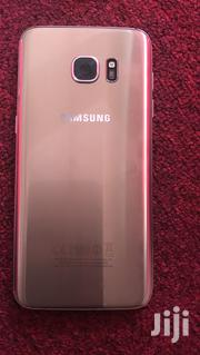 Samsung Galaxy S7 Edge Gold 64GB For Sale | Mobile Phones for sale in Central Region, Kampala