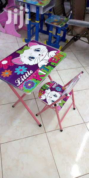 Kids Reading Table