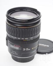 Canon EF 28-135mm F/3.5-5.6 Zoom Lens | Cameras, Video Cameras & Accessories for sale in Central Region, Kampala