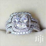 Diamond Clustered Engagement Ring | Jewelry for sale in Central Region, Kampala