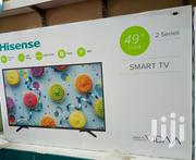 HISENSE Smart UHD Flat Screen Digital TV 49 Inches | TV & DVD Equipment for sale in Central Region, Kampala