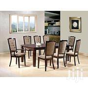 8 Seater Dining Set - Brown | Furniture for sale in Central Region, Kampala