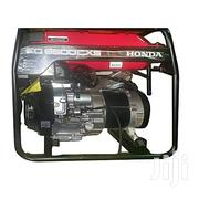 Generic 6500CXS 5.5KVA Honda 390 Generator - Maroon | Electrical Equipments for sale in Central Region, Kampala