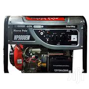 MP9000EW 8KVA Marco Polo Generator - Maroon | Electrical Equipments for sale in Central Region, Kampala