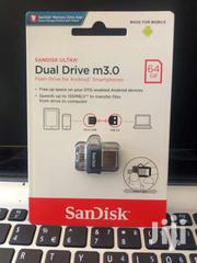 Sandisk Dual Drive M3.0 Flash Drive Android   Laptops & Computers for sale in Central Region, Kampala
