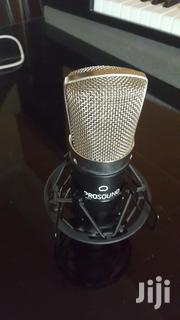 Prosound Condenser Microphone With Shockmount | Musical Instruments for sale in Central Region, Kampala