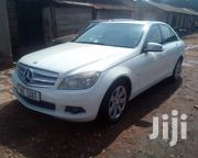 Mercedes-Benz C180 2009 White | Cars for sale in Central Region, Kampala