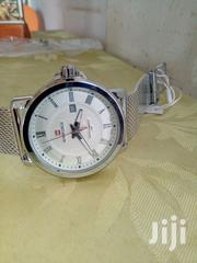 Stainless Steel Analog and Dated Watch | Watches for sale in Central Region, Kampala