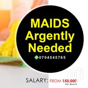 House Maids Argently Needed To Work In Cooperate Homes | Housekeeping & Cleaning Jobs for sale in Central Region, Kampala