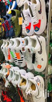 Off White AF-1 Low Cut | Clothing for sale in Central Region, Kampala