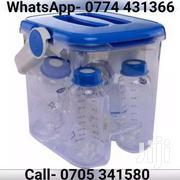 Cold Water Feeding Bottle Sterilizer-plus 6 Bottles | Children's Clothing for sale in Central Region, Kampala