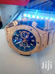 Hublot Stainless Steel Rose Gold Watch | Watches for sale in Central Region, Kampala