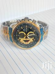 Casio Edifice Silver Gold Lining | Watches for sale in Central Region, Kampala