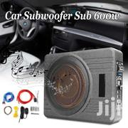 Underseat 10inch Car Subwoofer | Vehicle Parts & Accessories for sale in Central Region, Kampala