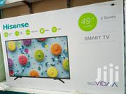 "HISENSE Smart Flat Screen Digital TV 49"" Inches 