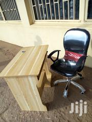 Aset of Simple Desk and Chair | Furniture for sale in Central Region, Kampala