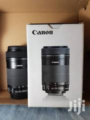 Canon EF-S 55-250mm F4-5.6 | Cameras, Video Cameras & Accessories for sale in Central Region, Kampala