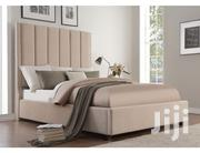 Raised Head Board With Pacs Of Fabric Bed   Furniture for sale in Central Region, Kampala
