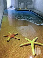 Grate Epoxy Floor Designs In Normal And 3D | Building Materials for sale in Central Region, Kampala