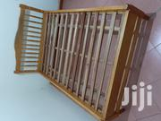 4 X 6 Wooden Bed. | Furniture for sale in Central Region, Kampala