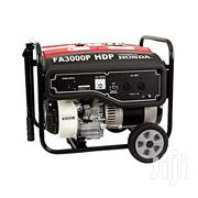 Honda GP200H Generator 2.5KVA - FA3000P - Red, Black | Farm Machinery & Equipment for sale in Central Region, Kampala
