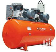 Staunch Air Compressor 50litres - Orange | Automotive Services for sale in Central Region, Kampala